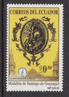 2008 Ecuador Philately  Complete Set Of 1  MNH - Ecuador
