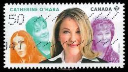 Canada (Scott No.2775 - Célèbres Humoristes Canadiens / Great Canadian Comedians) (o) - 1952-.... Règne D'Elizabeth II