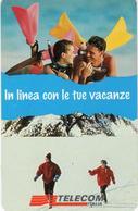 NUOVA -(Mint)--430-TELECOM ITALIA-HAPPY HOLIDAY - Italia