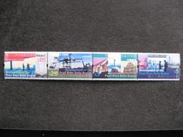 HONG-KONG : TB Bande N° 1149 Au N° 1152, Neuve XX. - 1997-... Chinese Admnistrative Region