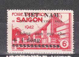 VIET-NAM Du NORD Indochine Surchargé YT 51/231 Neuf - Viêt-Nam