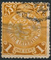 Stamp China 1898-05 1c Used Lot9 - Gebraucht