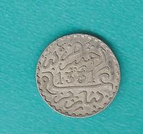 Morocco - Yusuf - 1 Dirham - AH1331 (1913) - KMY30 - Maroc
