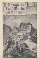 66 - Pyrénées-Orientales - Saint-Martin Du Canigou - L'Abbaye - Autres Communes