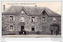 GERIMONT ..-- SAINTE - ODE ..-- Hôtel LUC - NOEL . 1909 Vers LIEGE ( Mr Désiré LEONARD ) . Voir Verso . - Sainte-Ode