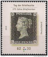 2015 Deutschland Mi. 3173**MNH  Tag Der Briefmarke: 175 Jahre Briefmarken - Unused Stamps