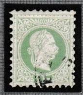 AUTRICHE 1867-80: Le 3 Kr. Vert (Y&T 33), Oblitéré - 1850-1918 Imperium