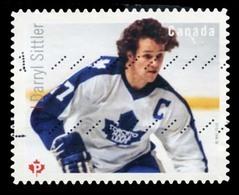 Canada (Scott No.2947 - Grands Attaquants / Hockey / Great Forwards) (o) - 1952-.... Règne D'Elizabeth II