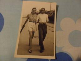 Foto 1939 Viareggio BELLA COPPIA SENSUALE - Pin-ups