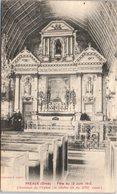 61 PREAUX - L'intérieur De L'église - Autres Communes