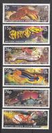 2003 British Indian Ocean Territory BIOT Sea Slugs  Complete Set Of 6 MNH - British Indian Ocean Territory (BIOT)