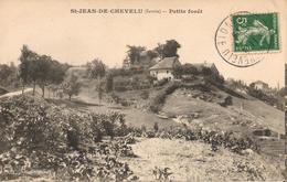 73 - SAINT JEAN DE CHEVELU - PETITE FORÊT - Frankrijk