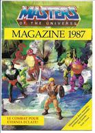 Maîtres De L'Univers - Magasine 1987 - 16 Pages - Etat Impeccable ! - Figurines