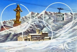 Campodolcino - Sondrio - Casa Alpina Di Motta - Formato Grande Non Viaggiata – E 10 - Sondrio
