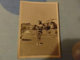 Foto RAGAZZA IN COSTUME 1959 - Pin-ups
