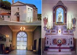 Casacalenda - Campobasso - Santuario Maria Ss.della Difesa - Il Santuario - Altare Della Madonna - Formato Grande  Non V - Sondrio