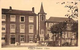 Chockier - L'Eglise (animée, Préaux) - Flémalle