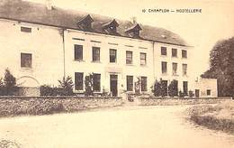 Champlon - Hostellerie (façade, Edit. Desaix) - Tenneville