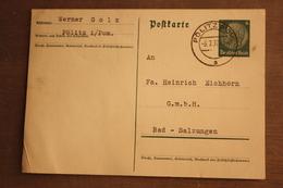 ( 1851 ) GS DR  P 226 I  Gelaufen  -   Erhaltung Siehe Bild - Deutschland