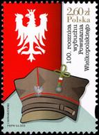 Poland 2018 Fi 4912 Mi 5062 100th Anniversary Of The Outbreak Of The Wielkopolskie Uprising - 1944-.... República
