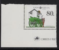 Europa-Cept Azoren - 1988