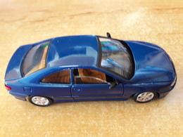 Peugeot 406 Coupé 1/43 + Fascicule N° 54 + Boitier - Solido
