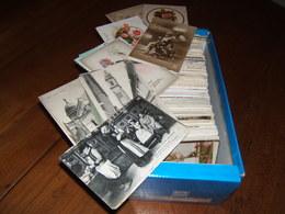 Lot  Plus   600 Cartes CPA France  Dont Plus De  100 Fantaisies (Drouilles Et Petites Cartes) - Cartes Postales