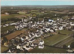 QUERRIEN ( 29 S. Sud - Finistère ) - Vue Générale Aérienne. ( Carte Semi Moderne Grand Format ). - France