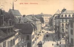Basel Steinenberg 1916 - BS Bâle-Ville