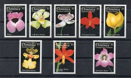 DOMINIQUE - DOMINICA - FLOWERS - FLEURS - 1999 - - Dominique (1978-...)