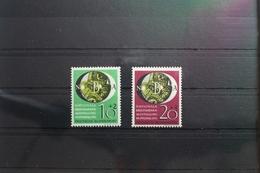BRD 141-142 ** Postfrisch Bundesrepublik Deutschland #SK099 - BRD