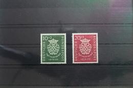 BRD 121-122 ** Postfrisch Bundesrepublik Deutschland #SK130 - [7] Federal Republic