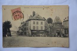 PERONNE-percee Saint Sauveur Et Porte De Bretagne( Points De Rouilles) - Peronne