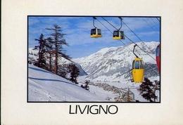 Livigno - Sondrio - 5680 - Formato Grande Viaggiata – E 10 - Sondrio