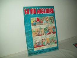 La Via Migliore(1959)   Anno XIII  N. 6 - Books, Magazines, Comics