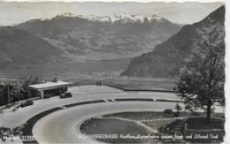 AK 0124  Achenseestrasse - Rasthaus Kanzelkehre Gegen Straß Und Zillertal / Verlag Schöllhorn Um 1956 - Achenseeorte