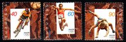 Armenia, 1996, Olympic Games - Atlanta, Set, MNH, Mi# 289/91 - Arménie