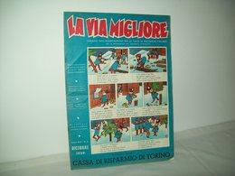 La Via Migliore(1959)   Anno XIV  N. 3 - Books, Magazines, Comics