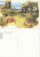 PMAV003 - Major Mitchell's Cockatoo (Lophochroa Leadbeateri) - Maximum Card / Carte Maximum - Parrots