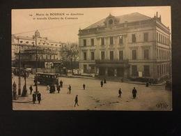 ROUBAIX - Mairie En Démolition Et Nouvelle Chambre De Commerce - Roubaix