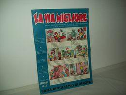 La Via Migliore(1960)   Anno XIV  N. 2 - Books, Magazines, Comics