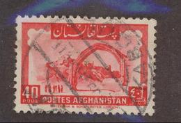 (Free Shipping*) USED STAMP - Afganistán