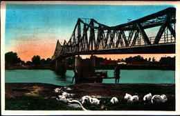 74999) CARTOLINA DEL VIETNAM- PONT DE PHU-MY SUR L'ARROYO-NUOVA - Vietnam