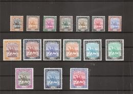 Soudan -Dromadaires ( 77/92 XXX -MNh) - Soudan (1954-...)