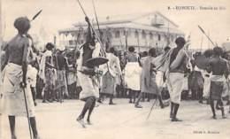 DJIBOUTI -  Somalis En Fête - CPA - Afrique Africa - Djibouti