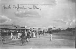 DJIBOUTI - Le Débarcadère - CPA - Afrique Africa - Dschibuti