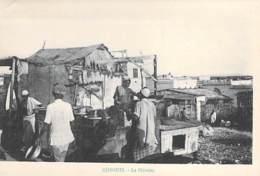 DJIBOUTI - Le Pâtissier - CPA - Afrique Africa - Djibouti