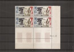 Indochine - UPU ( PA 48 En Coin Daté XXX -MNH) - Indochina (1889-1945)