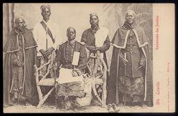 AFRIQUE ANGOLA Embaixada Dos Dembos Old Postcard - Angola