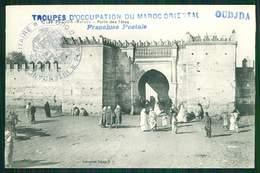 MAROC MAROKKO MOROCCO MARRUECOS CPA OUJDA - PORTE DES TETES - Marrakech